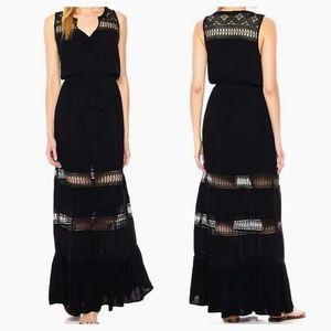 NWT ~ BB DAKOTA Ranae Maxi Lace Dress